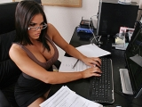 Office ASSistant at Big Tits at Work