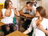Good Treatment for Bad Behavior at Big Tits at School