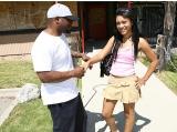 Rhianna and Mr Marcus Tinys Black Adventures