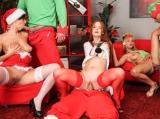 XMas Orgy Denisa Doghouse Digital