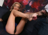 Brian and Kaylee Black Meat White Feet