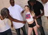 Kandi and Charlie with Byron Blacks on Blondes