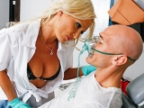big dicks blonde facial natural tits uniform stockings Doctor Adventures