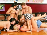 PinUps Vs Bitchn Moaners Eva Angelina at My Teen Oasis