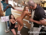 Paraded Around the Room Public Disgrace