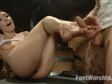 Cowgirl Boots Foot Worship
