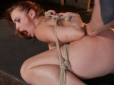 Trapped Slave Dungeon Sex