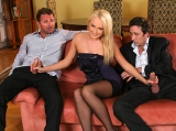 DP at the Swinger Party Real Wife Stories