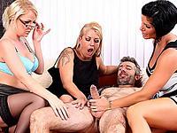 Mature Group Sex Cougar Sex Club