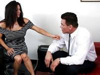 Sabrina and Dick My MILF Boss