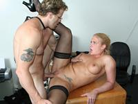 Heidi and Seth My MILF Boss