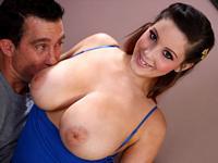 Noelle and Billy Big Tits Like Big Dicks