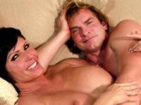 Evan with Shay Sweet Sinner
