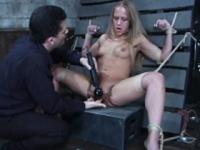 Tormenting Kylie Wilde Dungeon Sex