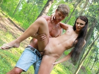 Fucking in the Woods Student Sex Parties