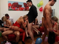Glamorous Babes Student Sex Parties