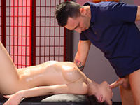 Massage for Molly Dirty Masseur
