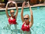 Blazing Hot Jizz Trailer Big Tits in Sports