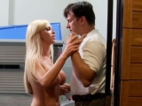 Anthony Rosano and Nikki Benz at My Dads Hot Girlfriend