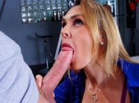 Tanya Tate with Xander My Friends Hot Mom