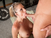 Roxanne Hall and Bill Naughty Athletics