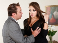 Nika Noir and Will Naughty Office