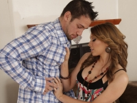 Adriana Leigh and Johnny Latin Adultery