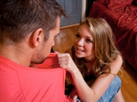 Jessie Andrews and Johnny My Sisters Hot Friend