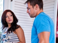 Angelica Raven and Johnny Neighbor Affair