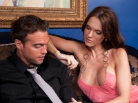 Jennifer Dark and Rocco Neighbor Affair