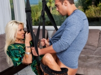 Helly Mae Hellfire and Rocco Neighbor Affair