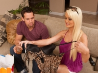 Alexis Ford and Johnny My Dads Hot Girlfriend