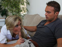 Aubrey Addams and Rocco My Friends Hot Girl