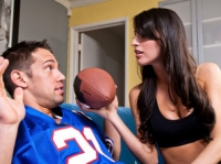 Kortney Kane and Johnny Naughty Athletics