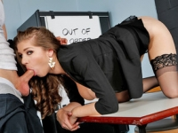 Alex Chance and Richie Naughty Office