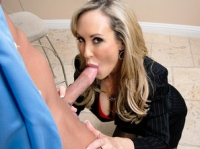 Brandi Love with Bill Seduced by a Cougar