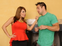 Ava Devine with Johnny Seduced by a Cougar