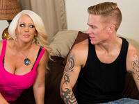 Alura Jenson and Richie Seduced by a Cougar