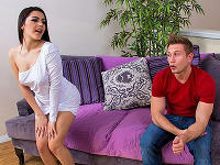 Valentina Nappi and Bill My Sisters Hot Friend