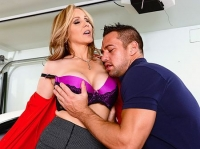 Julia Ann and Johnny Seduced by a Cougar
