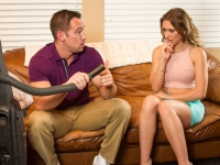 Callie Calypso and Johnny Naughty Rich Girls
