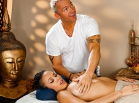 Serena Ali and Marcus Tricky Spa