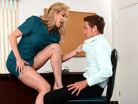 Sales Interview Naughty Office