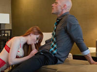 Redhead Pornstar Tonights Girlfriend