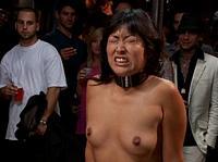 Adorable Asian Model Disgraced Public Disgrace