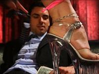 Foot Fetish Champagne Room Foot Worship