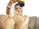 Young Toes Before Hoes Scene 2 at Third Degree Movies