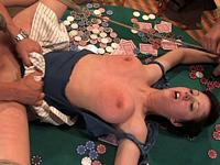 Poker Game Sex and Submission