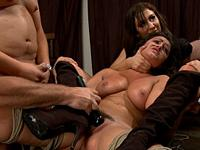 Big Charley Chase Public Disgrace