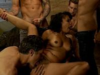 The Cuckold Gangbang from Divine Bitches